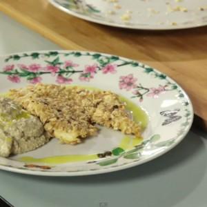 Pit de pollastre arrebossat
