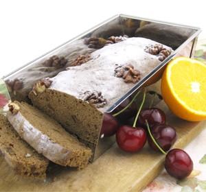 Cake de carabassa, nous i blat serraí