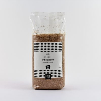 Cuscus d'espelta