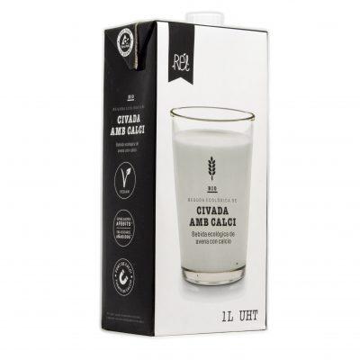 Beguda Ecològica de Civada amb Calci