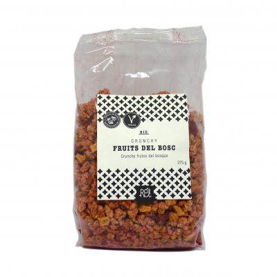 Crunchy Fruits del Bosc