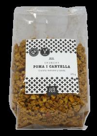 Crunchy Poma i Canyella